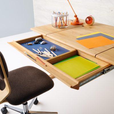 Mobile Detail Schreibtischlade
