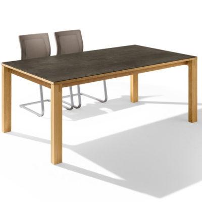 Magnum Tisch mit Keramikplatte