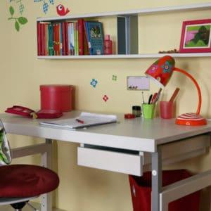 Schreibtisch Ziggy, Wandbord