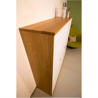 Cubus Quadrat Highboard